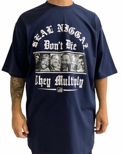 Camiseta rap power real niggaz - comprar online