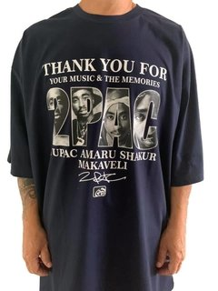 camiseta tupac makaveli rap power