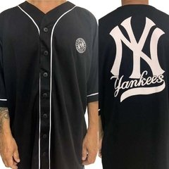 Camisa de Baseball Rap Power NY
