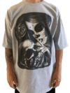 Camiseta Rap Power Silence Skul