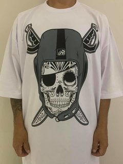 Camiseta rap power raiders