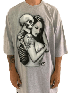 Camiseta Rap Power Sweet Love