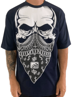 Camiseta Rap Power Mascara - comprar online