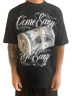 Camiseta rap power come eazy - Rap Power