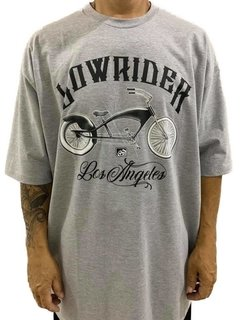 Camiseta rap power lowrider na internet