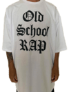 Camiseta rap power old school rap