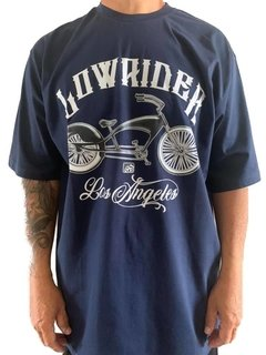 Camiseta rap power lowrider - loja online