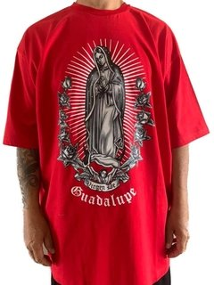 Camiseta rap power madre guadalupe - comprar online