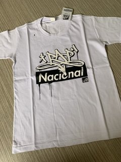 Camiseta Rap Power Infantil Rap Nacional - Rap Power
