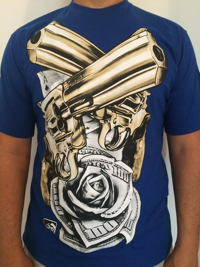 Camiseta Rap power 38 Rossi - comprar online
