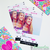 50 Invitaciones Instagram tropical - DCD Eventos® - Tienda Online