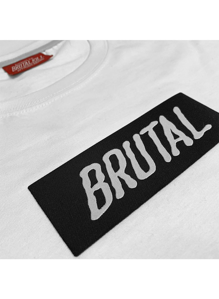 Camiseta - Brutal  White Box na internet