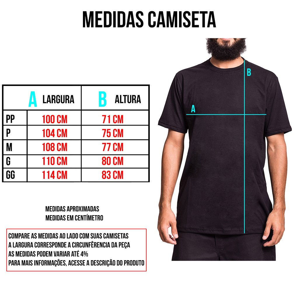 Camiseta - Hunter na internet