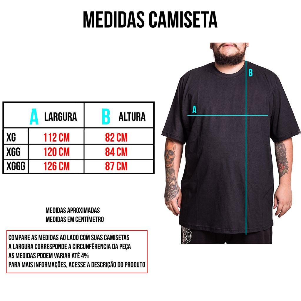 Camiseta BIG - Bomb na internet