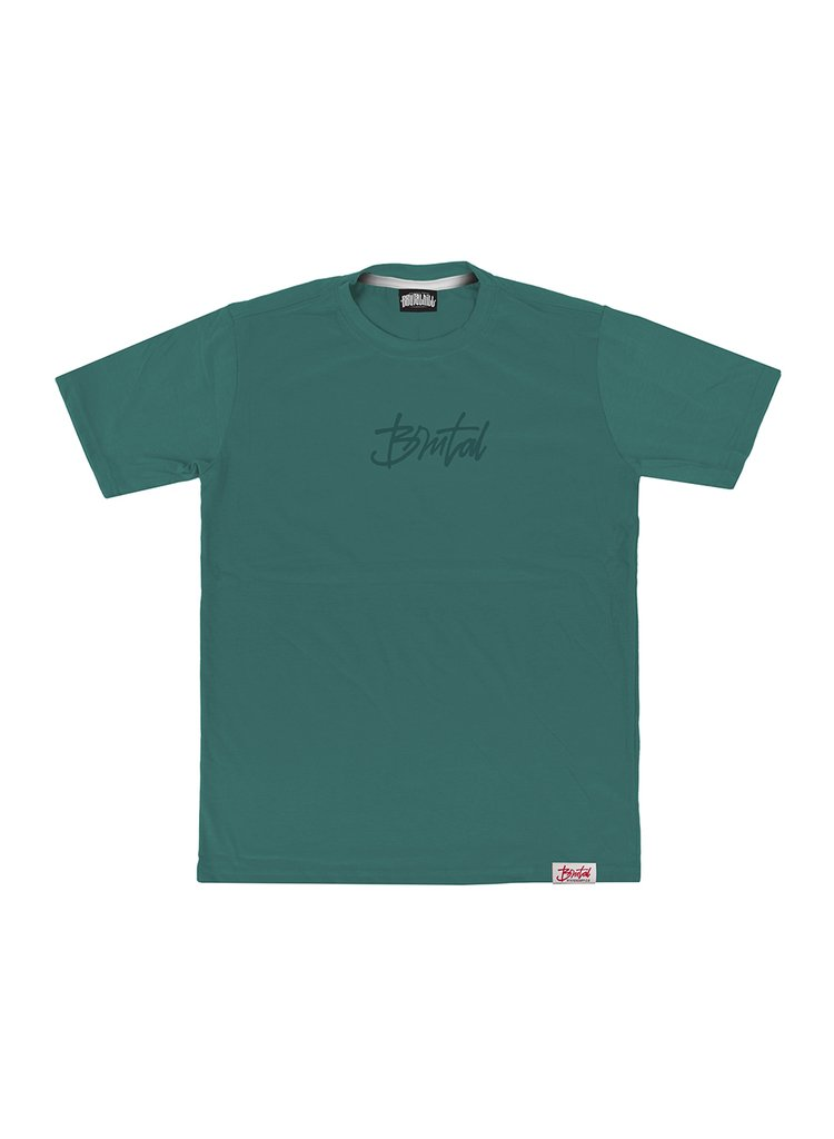 CAMISETA BASIC - TYPE EMERALD