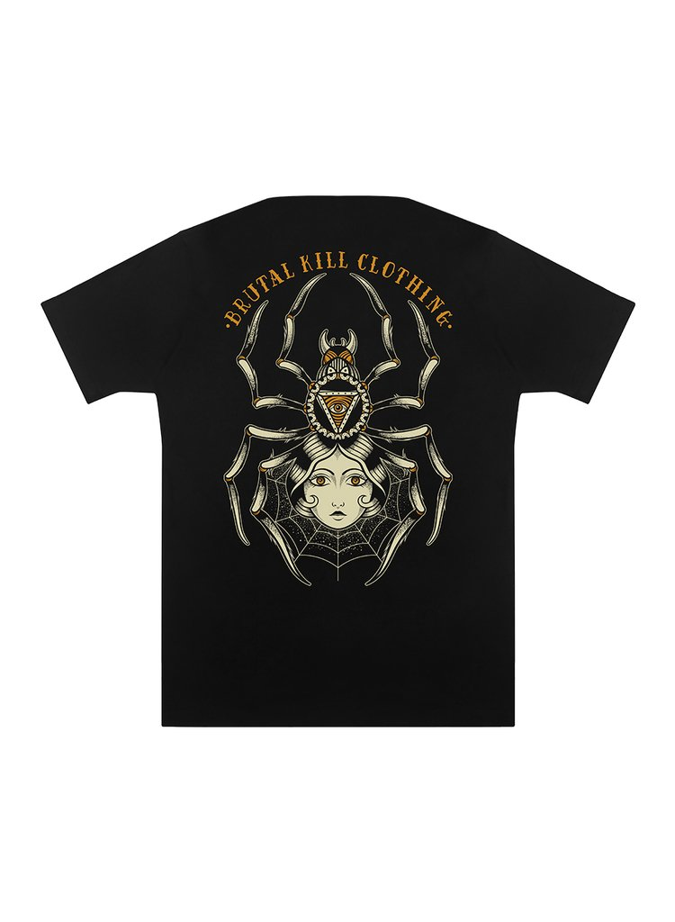 Camiseta Tradicional - Night Widow - comprar online
