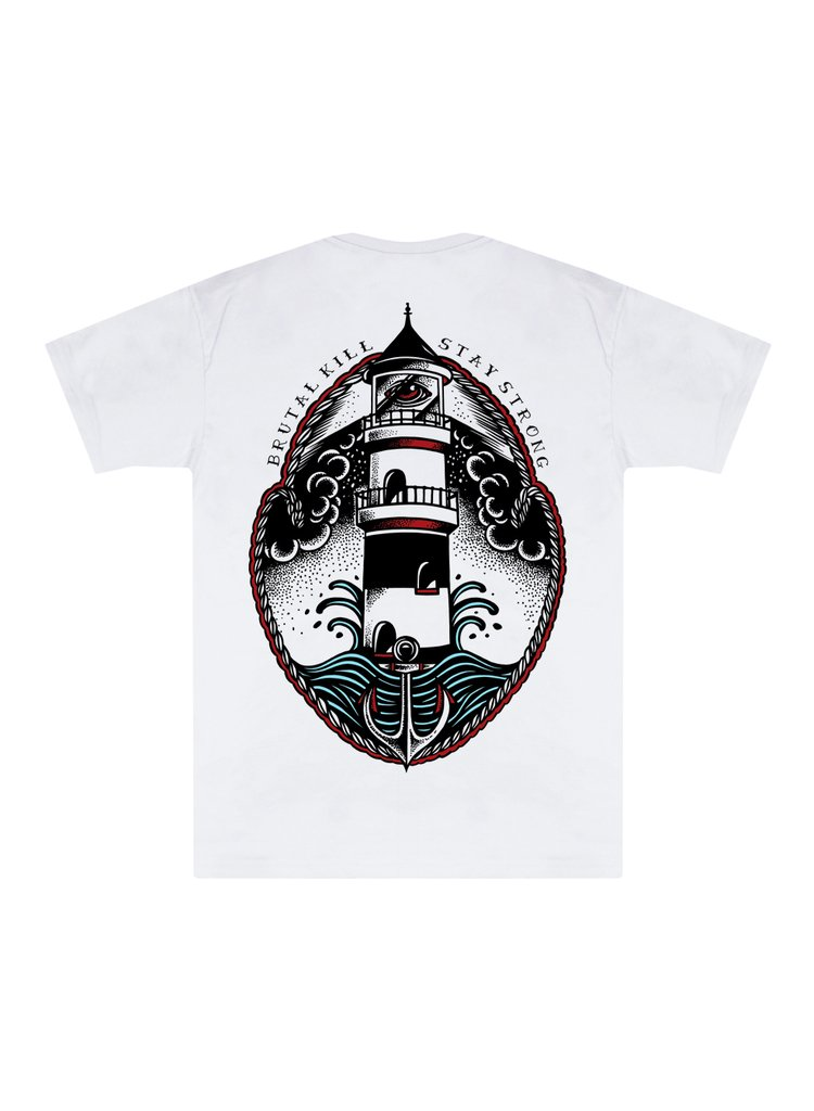CAMISETA - LIGHTHOUSE - comprar online