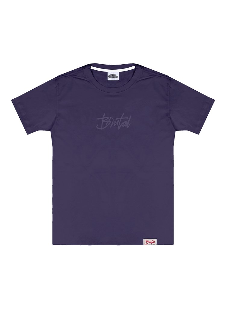 Camiseta BASIC - Type Purple