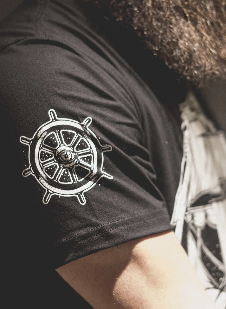 Camiseta - Black Sails