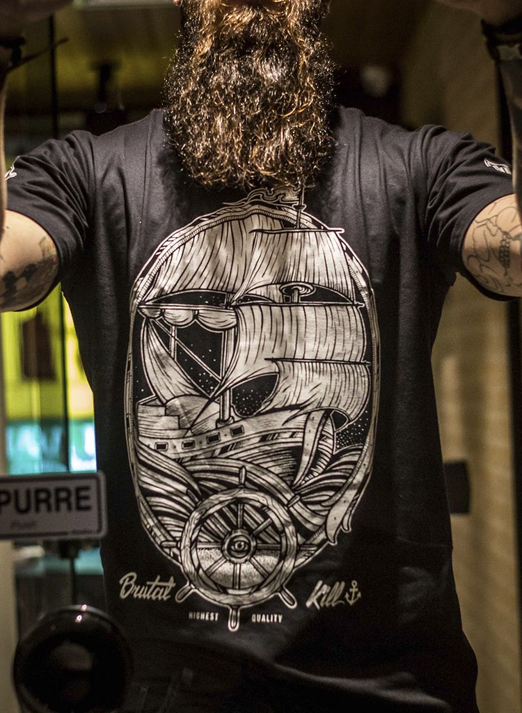 Imagem do Camiseta - Black Sails