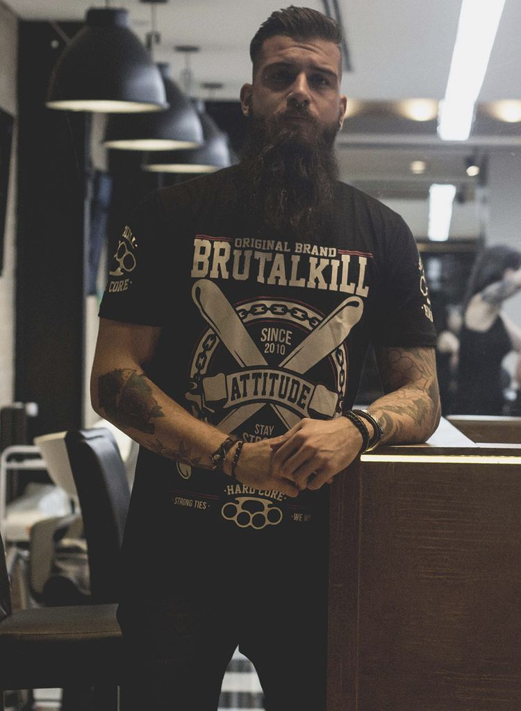 Camiseta - Strong Ties - Brutal Kill