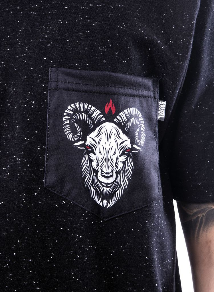 Camiseta - Rebellious (Pocket) - loja online