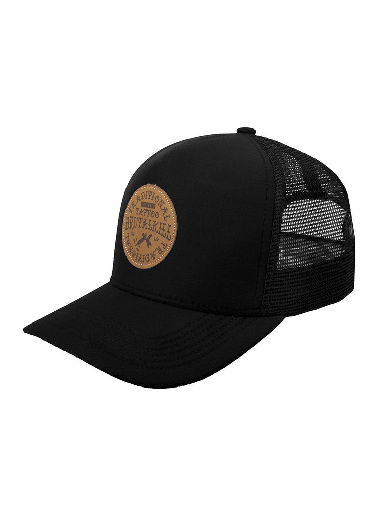Snapback Trucker Aba Curva - Ink Machine