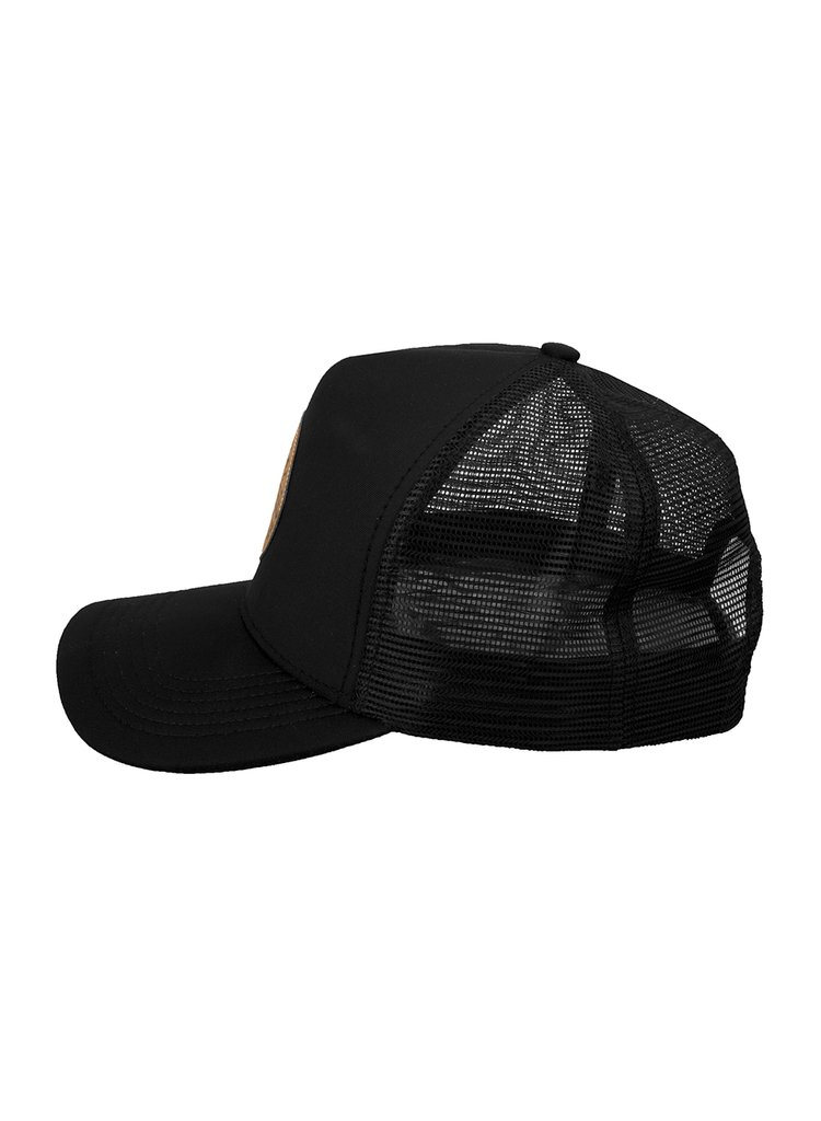 Snapback Trucker Aba Curva - Ink Machine na internet