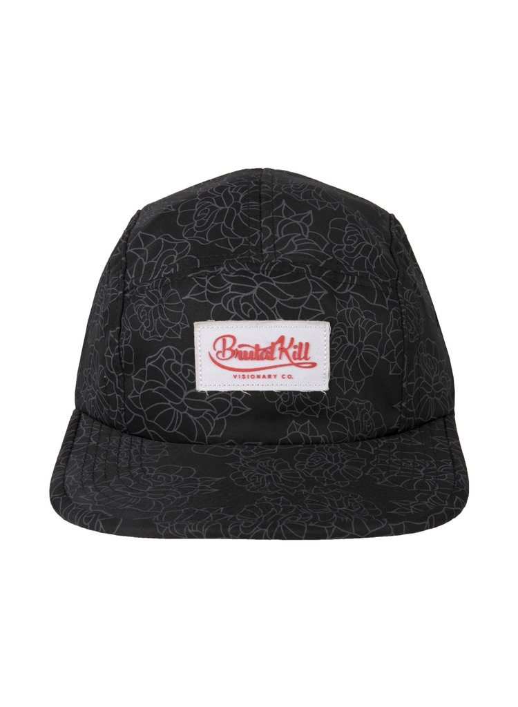 Five Panel - Flowers - comprar online