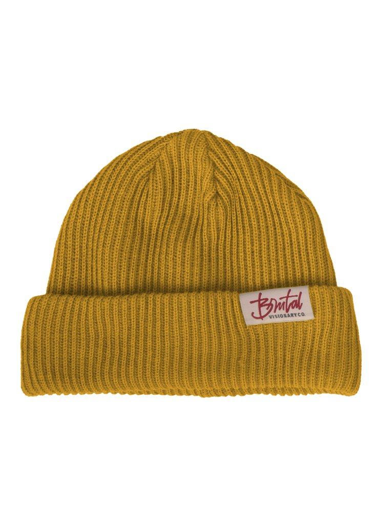 GORRO - SNOW YELLOW