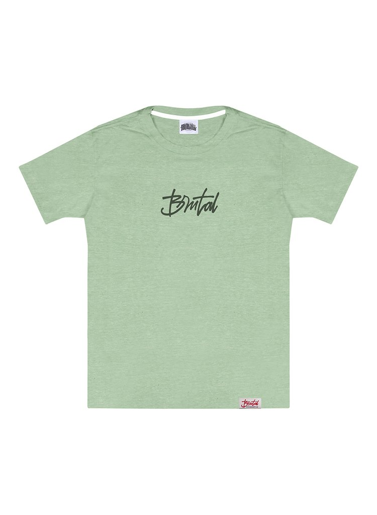 Camiseta BASIC - Type Aqua