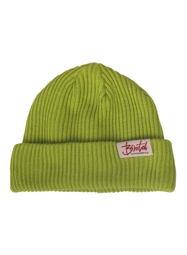GORRO - SNOW GREEN