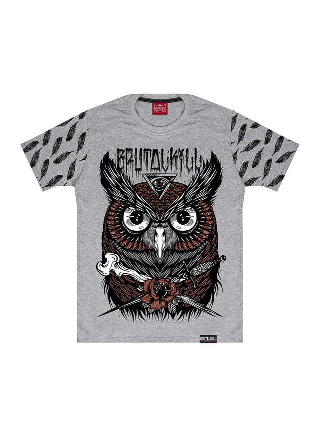Camiseta - Metal Break