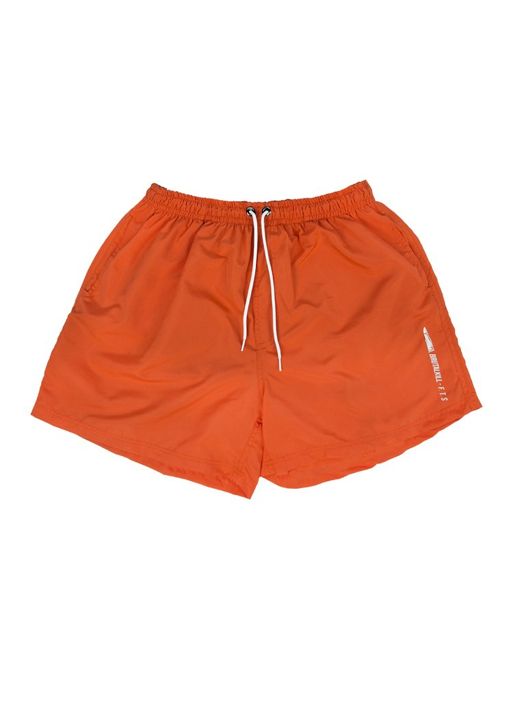 Boardshort - F**k The System - F.T.S Orange