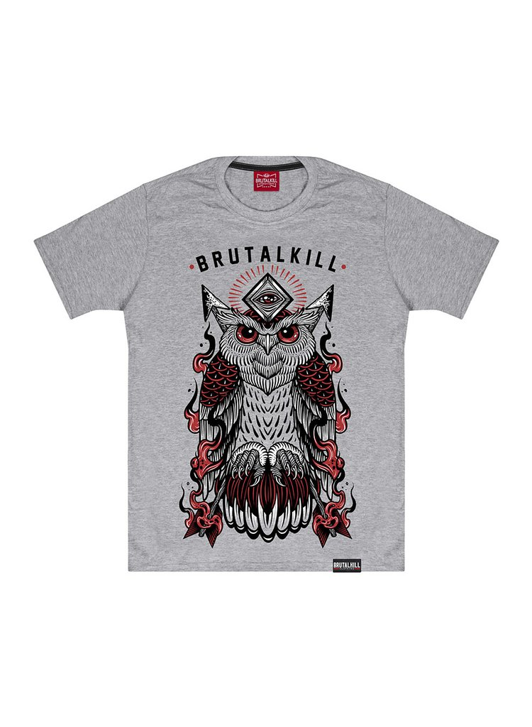 Camiseta - Fire Owl