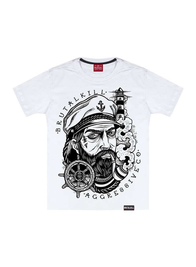 Camiseta -  Tough Pirate