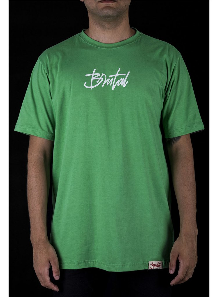 Camiseta BASIC - Type Green na internet