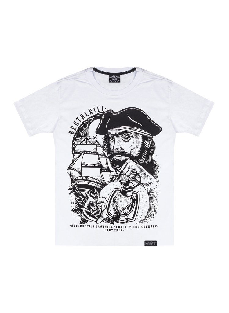 Camiseta Big - Black Beard