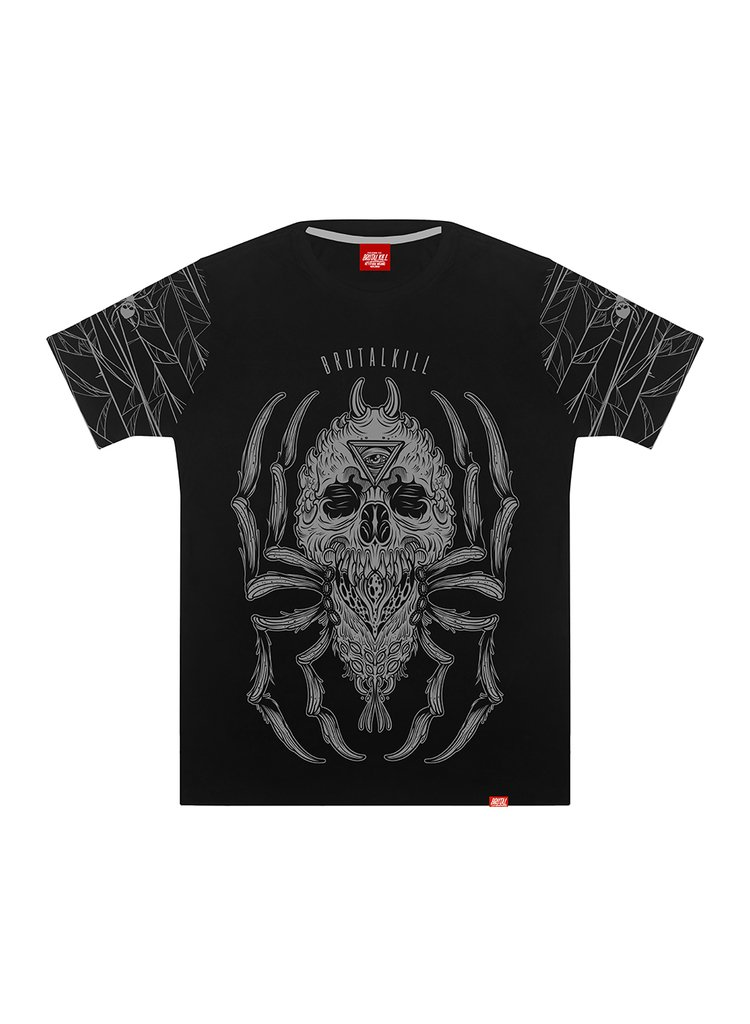Camiseta - Killer Spider