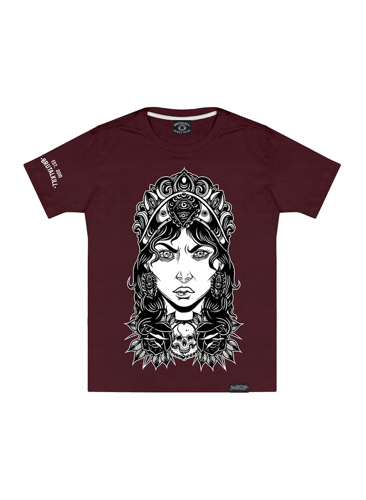 Camiseta - Bloody Mary