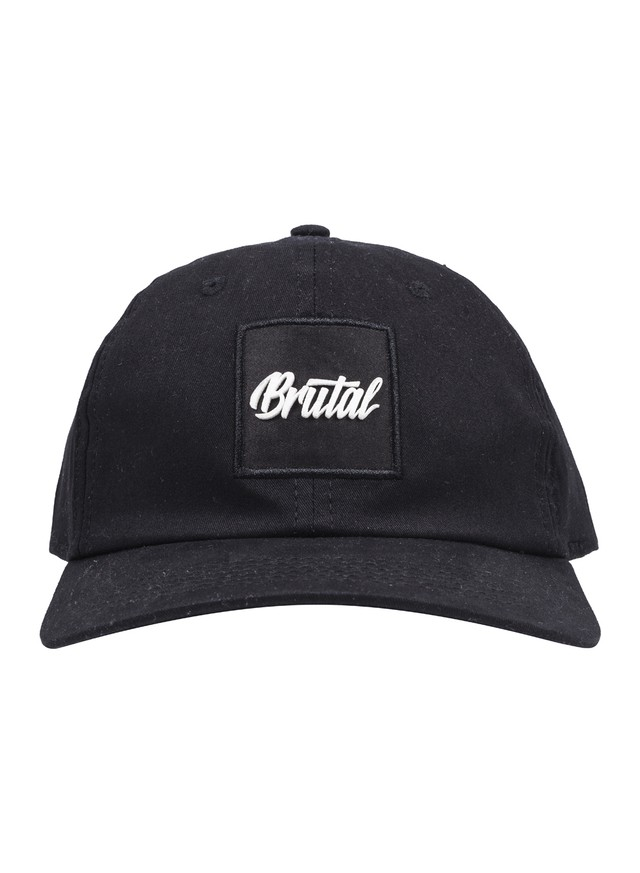 Dad Hat - BK Type Black
