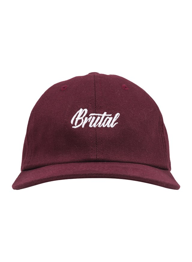 Dad Hat - BK Type Wine