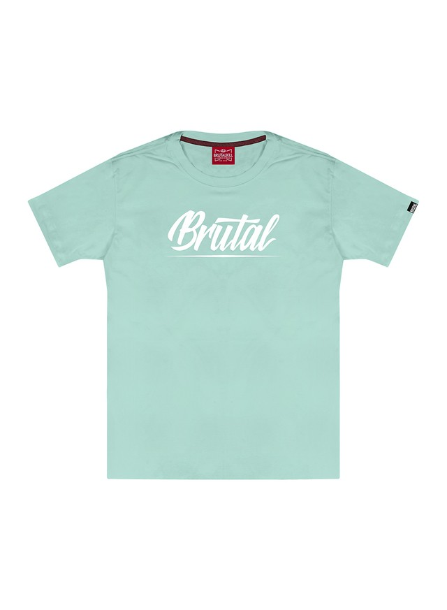 Camiseta BASIC - Type Mint