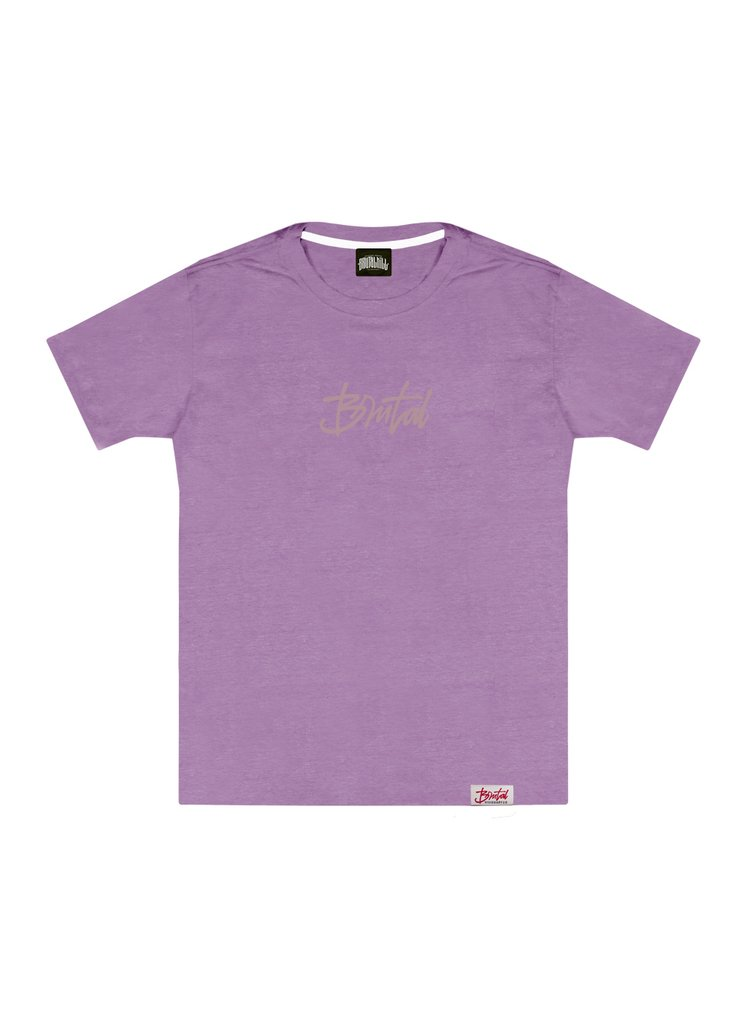 CAMISETA BASIC - TYPE ROSE