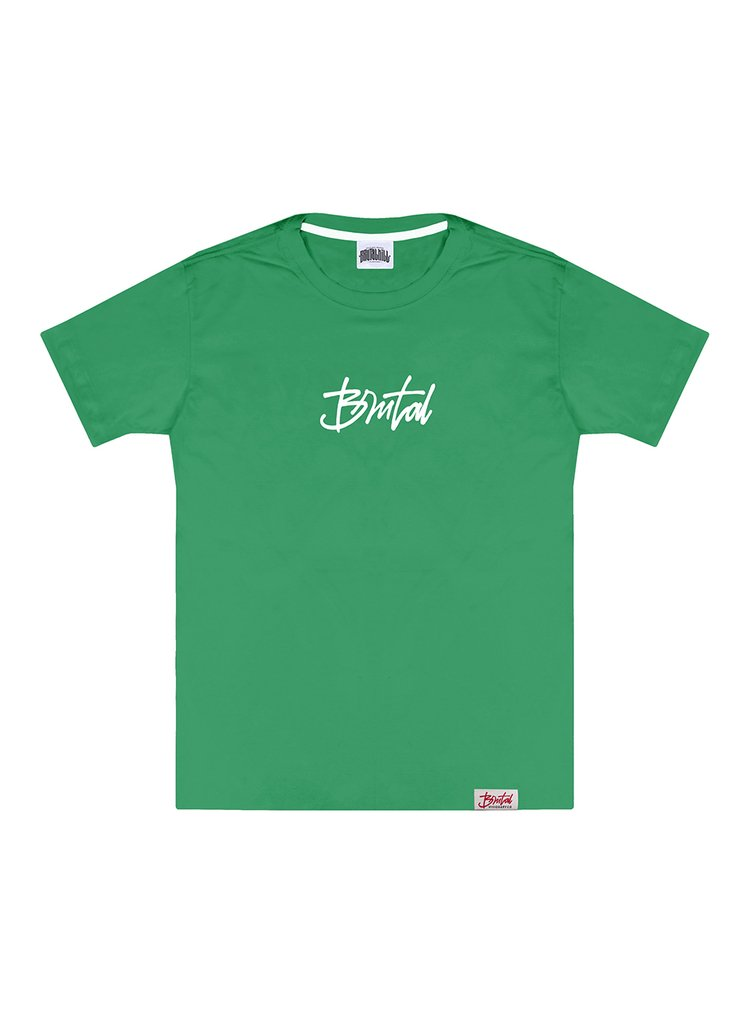 Camiseta BASIC - Type Green