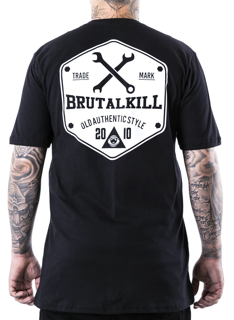 Camiseta - Mechanic - Brutal Kill