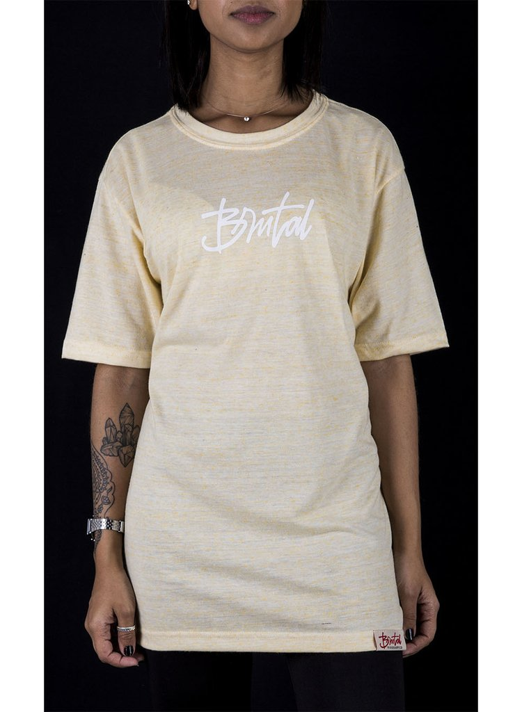 Camiseta BASIC - Type Yellow - Brutal Kill