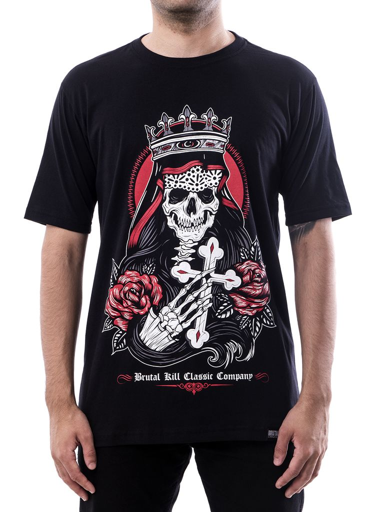 CAMISETA - QUEEN na internet