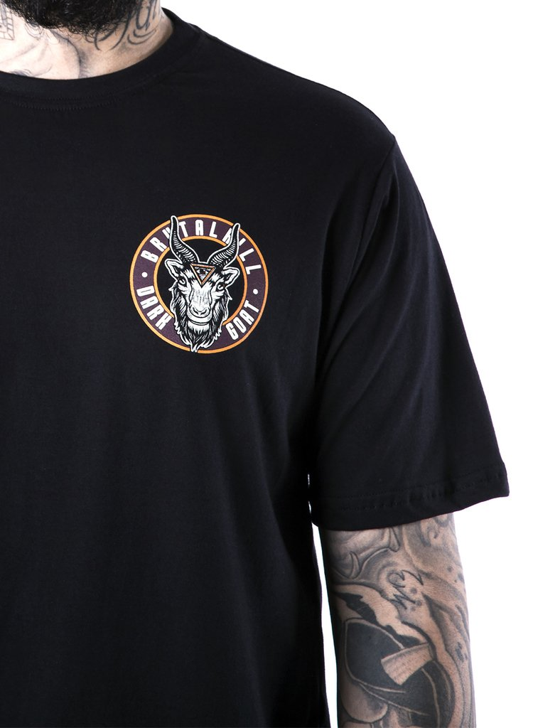 CAMISETA - GOAT DARK - Brutal Kill