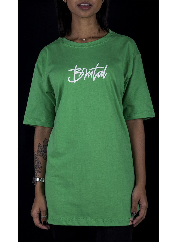 Camiseta BASIC - Type Green - Brutal Kill